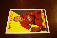 1958-59 Topps #22 John Wilson - Mint - Sharp