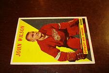 1958-59 Topps #22 John Wilson - Mint - Sharp