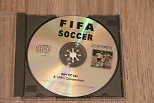 FIFA International Soccer - 1993 - PC/CD