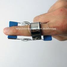 Finger Joint Splint Contractures Spasm Rehabilitation Orthosis Train S Size