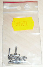 Tamiya 2x8mm Tapping Screws NEW TA01 TA02 TA03 TL01
