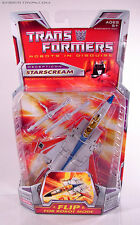 G1 Transformers Classics Starscream (CHUG Generations Henkei Prime RID United)