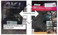 ASE DVD Study Guides Automotive Training Package AV1 A1-A9 Set includes books