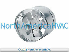 "6"" Round In-Line Air Duct Booster Fan 115 Volt T9-MCM6 T9-DB6 DB6 250 CFM USA!"