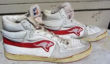 COOL! 80S VINTAGE KANGAROOS BASKETBALL SHOES KOREA VERY GOOD CONDITION SIZE 17