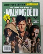 The WALKING DEAD Special ENTERTAINMENT Weekly Ultimate Guide 2/2 CHRIS HARDWICK