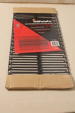"""Brinkmann 812-7239-S2 Grill Parts Pro 19"""" Adjustable Cooking Grate 10"""" to 14"""""""