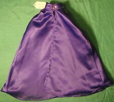 "Purple Cape for 18"" Supersize Barbie, American Girl or 22"" Hannah Montana SSC233"