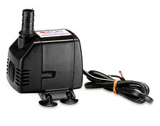 Submersible Pump for Small Air Cooler, Aquarium, Fountains, 0.8 Meters, 9W