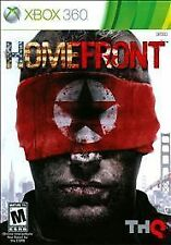Homefront XBOX 360! WARFARE, WAR, MILITARY, BATTLEFIELD, DUTY CALL, BATTLE