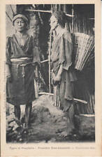 Frontière Sino-Annamite Vieillards Méo Indochine Vietnam Chine China Tonkin