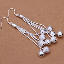 wholesale price 925 Sterling silver Fashion Pretty womeBeautiful Earring E277