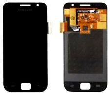 Kit DISPLAY LCD +TOUCH SCREEN per SAMSUNG GALAXY S GT i9000 Vetro Vetrino NERO