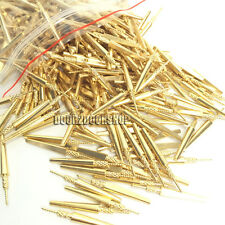 1000Pcs/bag DENTAL LAB BRASS DOWEL STICK PINS With Spike MEDIUM 2#
