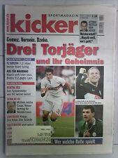kicker Sportmagazin Nr.: 23 / 11. Woche  vom 12.März 2009