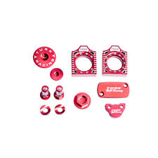 TUSK BILLET BLING KIT RED SUZUKI RM125 RM250 04-07 1716260020