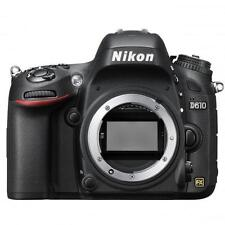 Nikon D610 24.3 MP Digital SLR Camera - Black (Body only) UK Stock