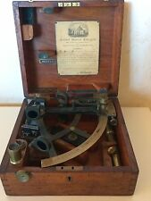 Rare ! 1800's Quintant/Sextant By CARY, LONDON! GEORGE LEE & SON., JOHN BLISS