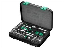 Wera Zyklop SA2 Socket Set 1/4in Drive Metric 42 Piece