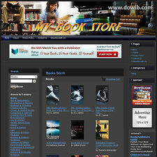 BOOK STORE - Complete Turnkey Website + FREE Amazon & Google Affiliate ID Setup!