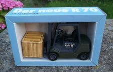 GRIP - Possibly WIKING 1/25 diecast -  STILL R70-25 MILITARY  FORK LIFT TRUCK MB