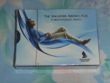Brand New Singapore airlines SIA A330 playing card *sale
