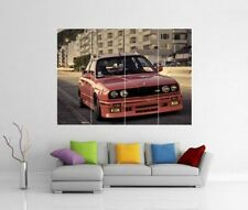 BMW CLASSIC E30 M3 GIANT WALL ART PRINT PICTURE PHOTO POSTER J127