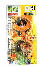 POKEMON POCKET MONSTERS FEAROW & SPEAROW AULDEY TOMY PVC  FIGURE  # 64