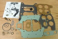 1956 57-61 CHEVY CARBURETOR REBUILD KIT ROCHESTER 4 BBL