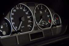 NEW BMW e46 Speedometer Chrome Rings M style