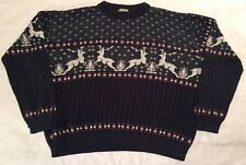 Men's Size Large, Vintage FLATIRON MILLS SWEATER,