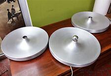 1/3  70er 60er  Sconces Wandlampe 50cm Lampe Lamp DISKUS UFO Staff