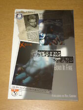 RISING STARS GRAPHIC NOVEL IMAGE TOP COW BORN IN FIRE   9781582401720