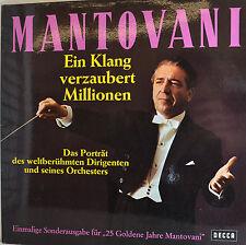 """MANTOVANI - EIN KLANG VERZAUBERT MILLIONEN  12""""  LP  (R292)"""