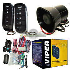 Viper 5806V 2-Way Car Alarm Security System and Remote Start System Viper 5806