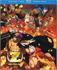 One Piece Film: Z (Blu-ray/DVD, 2014, 2-Disc Set)