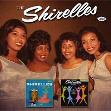 The Shirelles - Tonight's The Night / Sing To Trumpets And Strings (CDCHD 1196)