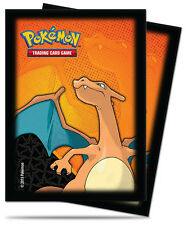 65ct Original Charizard Deck Protector Sleeves Pokemon Card | Ultra Pro Storage