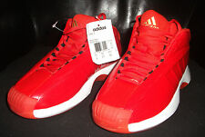 NEW Adidas Crazy 1 Orange, Men's Size 9, C75736, Kobe Basketball Shoes