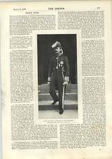 1898 Lord Ranfurly Gov Of New Zealand King Bell Of The Cameroons
