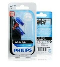 GENUINE PHILIPS Blue Vision Parking Signaling & Interior bulbs W5W/T10 5W 4000K