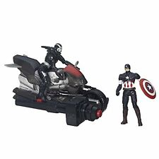 Marvel Avengers Age of Ultron Captain America & Marvel's War Machine Blast Cycle