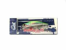 NEW BY BLUSPIN JERK BAIT REAL ROGOS 85 12g 85mm SINKING - COLOR: 85RR122