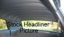 1970 1974 Plymouth Duster Demon Standard 4 Bow Headliner Perforated
