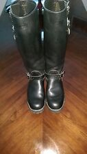 Wesco Tall Boss Engineer Boots