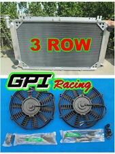 GPI radiator FOR NISSAN PATROL GQ SAFARI 2.8 4.2LT DIESEL Y60 3LT PETROL+FAN