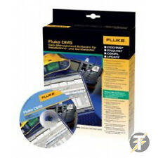 Fluke DMS 0100/INST Software for Fluke 1653B & 1654B