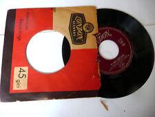 """PAT BOONE"""" SUGAR MOON-disco 45 giri EP(4 brani) LONDON Italy 1962"""""""