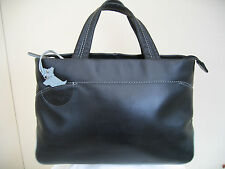 Black Radley Leather Medium Sized Handbag Tote Bag