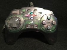 Turbo ASCII controller for PS1 PS2 PlayStation 1 2 USA SELLER